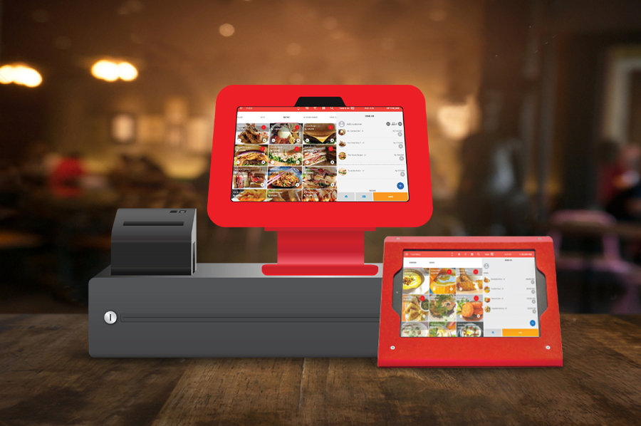 DEDICATED POS SOLUTION